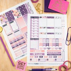 perfectly-purple-flowers-planner-stickers-1