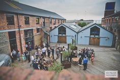 Bristol wedding venue | Paintworks, Bristol | Industrial wedding venue | Alternative wedding venue | Industrial wedding venue | Studio wedding venue Urban Wedding Photography: Top Five Bristol wedding venues | Warehouse wedding venue Image by Neil Pollock Photography, used with permission by the venue. Click to read my blog 'My favourite bristol wedding venues' http://www.parrotandpineapple.com/bristol-wedding-venues/