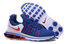 85884ea00b0e73 Nike Shox Gravity Game Royal White University Red AR1999 406 Mens Footwear  ar1999-406