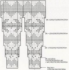 Fair Isle Knitting Patterns, Fair Isle Pattern, Knitting Charts, Knit Patterns, Cable Knitting, Knitting Needles, Fair Isle Chart, Stitch Doll, Icelandic Sweaters