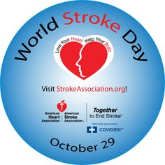 stroke awareness, Indications & Symptoms as well as just how to overcome normally and properly Moyamoya Disease, Heart Disease, World Stroke Day, Internet Day, Stroke Association, Stroke Recovery, American Heart Association, Your Brain, Talking To You