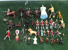 Chronicles of Narnia Action Figure Toy Lot