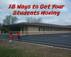 18 Activities to Get Your Students Moving