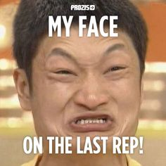 Am I the only one? ahahha! #Prozis #ExceedYourself #LastRep #Exceed #Training #Workout #Youcandoit #workouts #gym