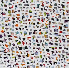 Elisabeth von Wrede Extravagance 100x100cm, Oil painting, www.rivegauche.be #art #contemporaryart #artcollectors #abstract