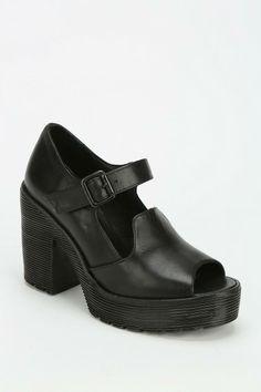 To Be Announced NYE Peep-Toe Heel #urbanoutfitters