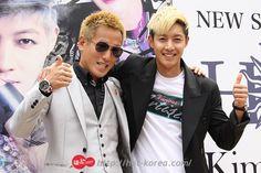 "[HotKorea Photo] Kim Hyun Joong 4th Single ""HOT SUN"" Handshake Meeting in Tokyo [14.06.17] (5) pic.twitter.com/2gUTYzC4ku"