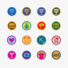 http://www.marisheibley.com/post/42933479029/portfolio-foursquare-badge-design