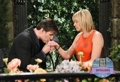 'Days of Our Lives' spoilers reveal that Chloe's former lover Deimos and Nicole will make love. Nicole will doubt Deimos motives when he makes a rash decision. Things get even more complicated when 'DOOL' fans find out Chloe has a secret. Deimos Kiriakis [Vincent Irizarry] has moved on from Chloe L