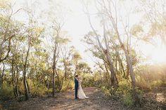 Australian Bush Wedding by Jessica Sim