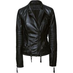 Zara Double Breasted Leather Jacket and other apparel, accessories and trends. Browse and shop 10 related looks.