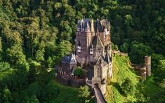 These hidden castles in Europe are straight out of a fairy tale