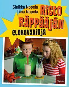 Risto Räppääjän elokuvakirja Jin, Gin