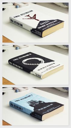 Final Destination Book Trilogy