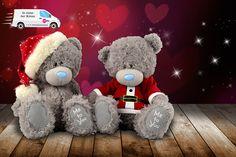Me to You Christmas Bear - 2 Designs!