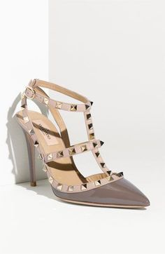 94c3db6eb16 How negotiable is the  895.00 price tag on the Valentino Studded T-Strap  Pump