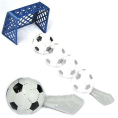 Football Shooter Game includes football, shooter and goal - one pack supplied. Press the button on the shooter to fire the football into the goal. Childrens Party Bags, Dinosaur Mask, Soccer Party, Party Bag Fillers, Wedding With Kids, Party Themes, Football, Shooter Games, Toys