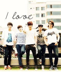 I love B1A4 <3