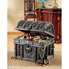 119 Best Treasure Chests Images Treasure Chest Trunks