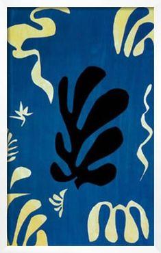 Matisse... gold fish bowl