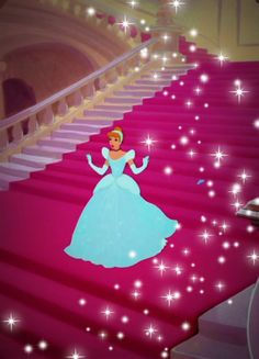My favorite Disney Princess is and always will be Cinderella. I learned from that movie that you should never look back. If Cinderella looked back and got her shoe.she would have never became a princess