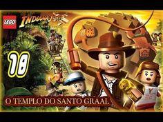 ►🎮 LEGO - INDIANA JONES - TOA ► O TEMPLO DO SANTO GRAAL - #18 FINAL