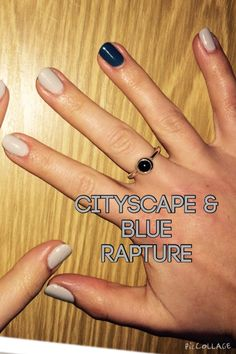 #CNDShellac #Cityscape #BlueRapture #Beautified