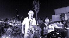 Sax & Dj - Live from IRIS (Beirut)
