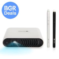 Say goodbye to those old projectors and step up to a projector made for 2016. The Touchjet Pond Projector is on sale for $549.99 with free shipping. That's 58% off the list price.