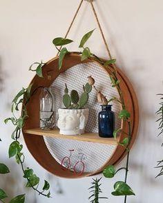 Wall Decor, Room Decor, Container House Design, Summer Diy, Handmade Home, Room Organization, Plant Decor, Decoration, Diy And Crafts