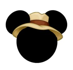 Safari Mickey Save to computer, open in paint, add name, print on transfer paper, & iron on to shirt. Mickey Mouse Classroom, Mickey Mouse Head, Mickey Party, Mickey Minnie Mouse, Minnie Png, Mouse Ears, 1st Birthday Party Themes, Mickey Birthday, Safari Party