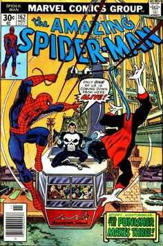 Bring Lawyers, Guns, and Money: Amazing Spider-Man 162