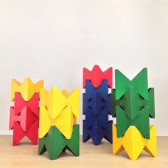 Stack it up! Children's toy by Naef.