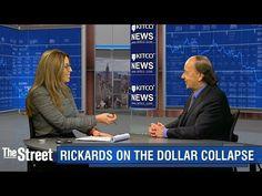 Financial Meltdown Around The Corner? – Jim Rickards - Gold Silver Council