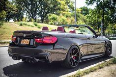 #BMW #F83 #M4 #Convertible #Summer #Hot