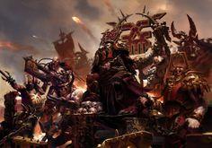 noobovich:  Battletome : Khorne Bloodbound by JiHunLee