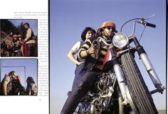 Hells Angels photo  by Hunter S. Thompson