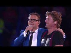 Guus Meeuwis & Racoon -- Het is een nacht/Love you more (live @Samantha Groothuysen met een zachte G 2013)
