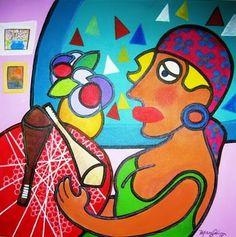 Con nuestras manos: Encajeras en el arte
