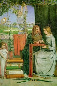 Childhood of the Virgin Mary