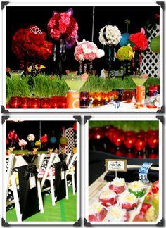 Flower arrangements - I love!!
