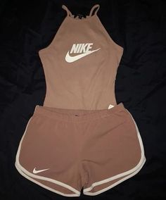 Ideas For Clothes Nike Outfits Cute Lazy Outfits, Cute Swag Outfits, Teenage Outfits, Teen Fashion Outfits, Outfits For Teens, Sport Outfits, Trendy Outfits, Summer Outfits, Gym Outfits
