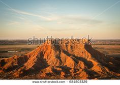 Glass Mountain west