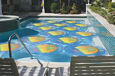 Solar Sun Rings provide an innovative way to heat your pool using free energy from the sun. Swimming pool Solar Sun Rings are environmentally friendly, passive heating devices.