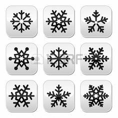 #Snowflake #winter vector