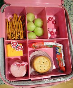 Homemade love lunchable  #schoollunch CobornsDelivers Healthy Lunches