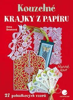 Kouzelné krajky z papíru - Elektronická kniha - Grada