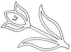 AtLiGa - Képgaléria - ügyeskedjünk - Ajándékkészítés anyáknapjára Easter Crafts, Crafts For Kids, Silhouette Clip Art, Quilting Templates, Scrapbook Embellishments, Stained Glass Patterns, Hand Embroidery Designs, Kirigami, Spring Crafts
