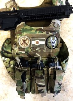 Customer rig running AR500 Armor® Level III Body Armor! www.AR500Armor.com  Don't forget to like and share to help spread the word!  #AR500Armo #Armor #BodyArmo #AR500