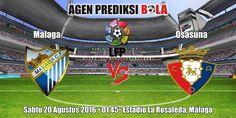 Prediksi Bola Malaga vs Osasuna 20 Agustus 2016